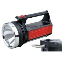 Wholesale 1 Watt Portable Searchlight LED Rechargeable Emergency Light With Lamp from china suppliers