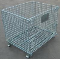 Wholesale Steel Cage Pallet, Steel Pallet Container  from china suppliers