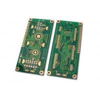 Wholesale FR-4 , CEM-3 Double Sided PCB Buried & Blind Holes Immersion Silver / Gold from china suppliers