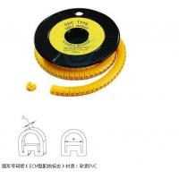 Wholesale ECM type wire cable marker from china suppliers