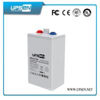 Wholesale White Color OPzV Battery 2V 3000Ah more than 1500 Cycles at DOD 80% from china suppliers