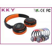 Wholesale Affordable Soft Leather On Ear Headband Bluetooth Headphones Built In Microphone from china suppliers