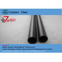 Wholesale OD10mm ID8mm 1000mm Carbon Fiber Piping 3K Twill Woven Matt Finish from china suppliers