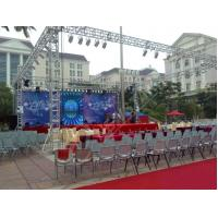 Wholesale Outdoor  P10 Rental LED display , 640X640mm LED video wall for Concert from china suppliers