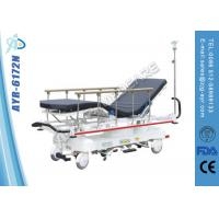Wholesale Hydraulic Rise - And - Fall Patient Transport Stretcher / Trolley For Paramedic from china suppliers