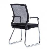 Wholesale Contemporary Mesh Back Office Chair Without Wheels Ergonomic Style from china suppliers