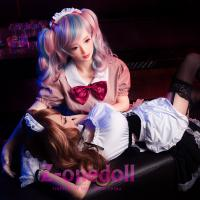 Silicone Sex Doll Cosplay Sex Toy Girl Doll 145cm Adult Real Sex Dolls