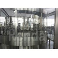 Wholesale CE 2000 - 20000BPH Automatic Water Filling Line Equipment For Water Packaging from china suppliers