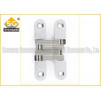 Wholesale Furniture Hardware Zinc Alloy Soss Invisible Hinges , Wardrobe Door Hinges from china suppliers