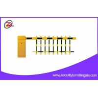 Wholesale Security Parking Vehicle Barrier Gate , Automatic Access Road Barrier Gate , ID card management from china suppliers
