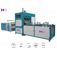 Wholesale HF 15KW PVC Box Making Machine Auto Indexing System Adopting 5557 Anti - Flash Device from china suppliers