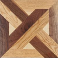 Wholesale Walnut with maple Europan Wooden Parquet flooring from china suppliers
