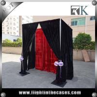 Wholesale Easy installation curtain stand backdrop pipe and drape for wedding from china suppliers