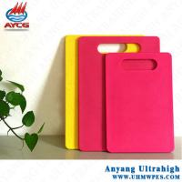 Wholesale food grade 100% virgin UHMW pe cutting board plastic/cutting board for pizza/custom made chopping block from china suppliers
