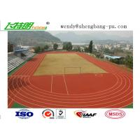 Wholesale Durable and Eco-Friendly Ventilative Athletic Running Track Flooring for School Sport Floor from china suppliers