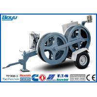 Wholesale High Tension Power Line Hydraulic Cable Tensioner Stringing Machine for Industrial from china suppliers