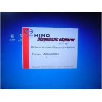 Wholesale Hino Diagnostic Software Explorer / Reprog Manager For  Diagnostic Tools from china suppliers