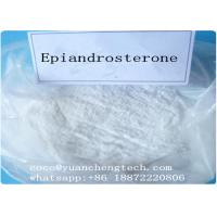 Wholesale Fat Loss Steroids Hormone Muscle Fitness Supplements Powder Epiandrosterone CAS 481-29-8 from china suppliers