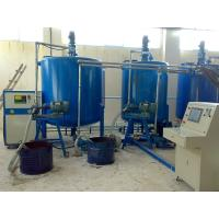 Quality Batch Foam Making Machine For Furniture / Foam Mattress Production Line for sale