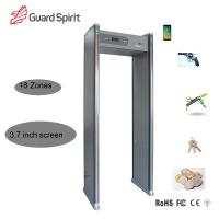Wholesale Guard Spirit LCD Display 18 Zone Archway Metal Detector For Security from china suppliers