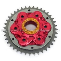 Wholesale Ducati 1199 Panigale / Streetfighter Motorcycle Parts Aluminum Alloy Rear Sprocket kits from china suppliers
