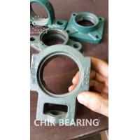 Wholesale Pillow Block Bearing With Set Screw Lock , Eccentric Locking Collar UCT Chrome Steel Bearing from china suppliers