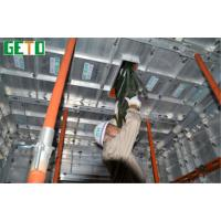 Quality 100% Recycle Concrete Slab Formwork, Aluminium slab templete system  factory for sale