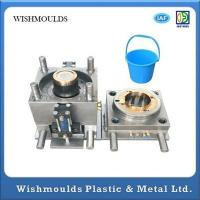 Wholesale Precision OEM Durable Eco - Friendly Plastic Pail Mould Food Grade Material from china suppliers