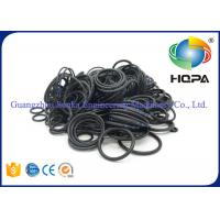 Wholesale VMQ ACM Materials Valve Hydraulic Seal Kits Shock Resistant For Excavator Kobelco MD200C from china suppliers