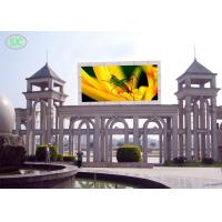 Buy cheap IP65 Waterproof Outdoor Full Color Led Display / Red Green Blue P8 mm Led Display from wholesalers