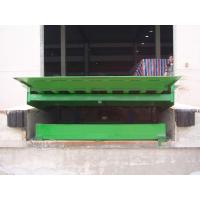 Wholesale Industrial Truck Dock Leveler Hydraulic Leveler Push-button Operating from china suppliers