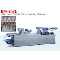 Wholesale Full Automatic Blister Forming Flat Type Aluminum Plastic Blister Packing Machine from china suppliers