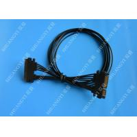 Wholesale 22 Pin Male to Female Hard Drive SATA Power Cable Black Slimline 20 Inch from china suppliers