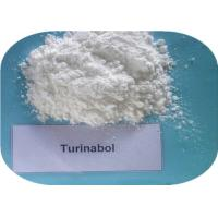Wholesale High Purity Muscle Gain Steroids Powder Turinabol 855-19-6 for Bodybuilding from china suppliers