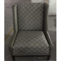 Wholesale Hotel fabric lounge chair ,single sofa LC-0019 from china suppliers