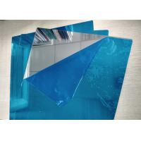 Wholesale Pvc Lamination Card Consumables 0.6/0.8/1.0mm Mirror / Matte Laminated Steel Plate from china suppliers