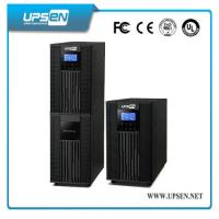 Wholesale Parallel Function Uninterrupted Power Supply , High Frequency Online UPS LCD Display from china suppliers