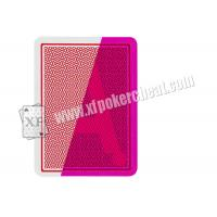 Wholesale Gambling Red / Blue Spain Fournier Playing Cards With Invisible Ink from china suppliers