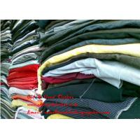 Wholesale Top Design Summer Used Womens Shirts Ladies Silk Skirt All Size 40 Kg/Bale from china suppliers