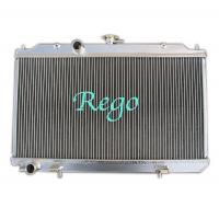 Wholesale Car Coolant Aluminum Radiator For NISSAN SENTRA SPEC V 00-05 MANUAL from china suppliers