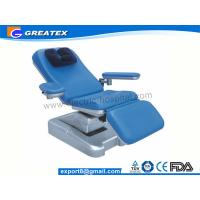 Wholesale Powered 3 section Medical Equipment Dialysis Chair For Blood Transfusion Chair (GT-BC200) from china suppliers