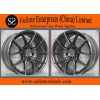 """Wholesale 18"""" 19"""" and 20"""" gun metal machined bmw replica wheels for BMW 520Li from china suppliers"""
