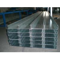 Quality Anti Corrosion Galvanized Steel Square Tubing Z Channel 50mm To 80mm Width for sale