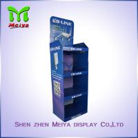 Wholesale Floor Advertising Display Stands for Sport Products , Cardboard Sunglasses Display Stand from china suppliers