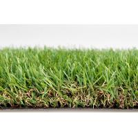 "Wholesale Polyethylene Diy Artificial Turf For Roofing / Courtyard 40mm Dtex10000 3/8"" Gauge from china suppliers"