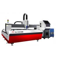 Wholesale Laser Size 1500 * 3000mm IPG Fiber Laser Cutter / Cutting Machine For Metal from china suppliers