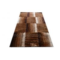 Wholesale Beige / Brown Polyester Contemporary Shaggy Rug, Modern Sofa Area Floor Rugs from china suppliers