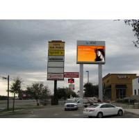 Quality P12 DIP Outdoor LED Screen Sign 1 / 4 Scan For Advertisement Media for sale