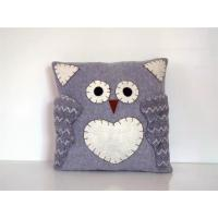 Wholesale Wholesale decorative items Stuffed handmade craft owl animal pillow from china suppliers