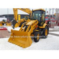Wholesale 8 Tons Road Work Machinery SDLG Backhoe Loader B877 With Telescopic Boom from china suppliers